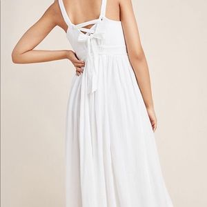 Anthropologie Elina Woven Dress